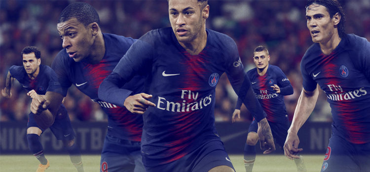 Paris Saint-Germain in the Champions League?