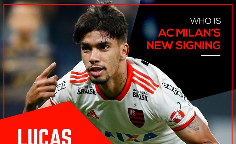 Who is AC Milan's new signing Lucas Paqueta
