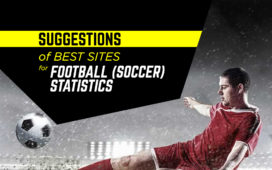 Suggestions of best sites for football (soccer) statistics