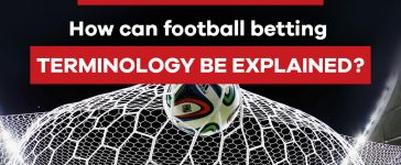 How can football betting terminology be explained?